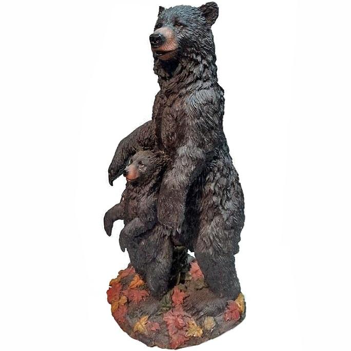 """Садовая фигура """"Медведи"""""""