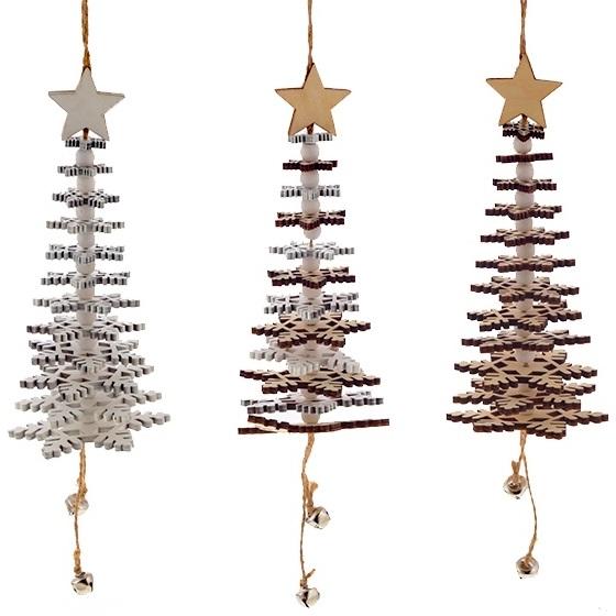 Новогоднее украшение Ёлка