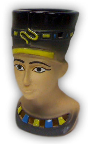 """Арома-лампа """"Нифертити"""""""