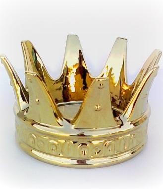"""Пепельница подарочная """"Корона"""", 2 вида"""