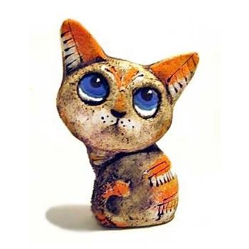 Кошка Нежная