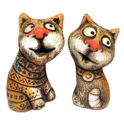 Коты Ромео и Джульетта