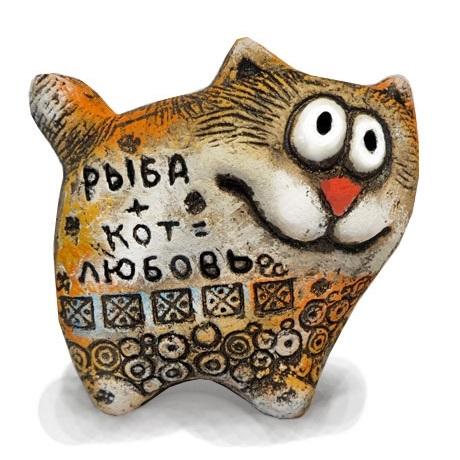 Кот Ешка
