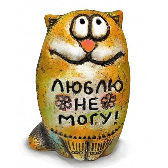 Кот Ешка влюблённый