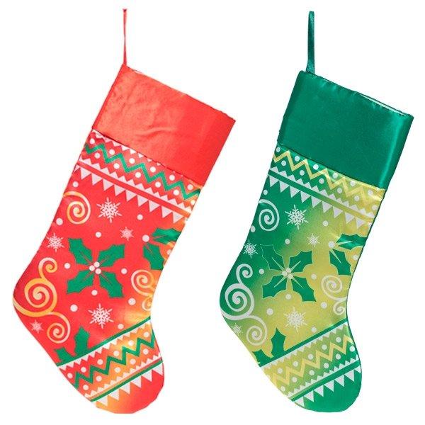 "Носок для подарков ""Зимний узор"""