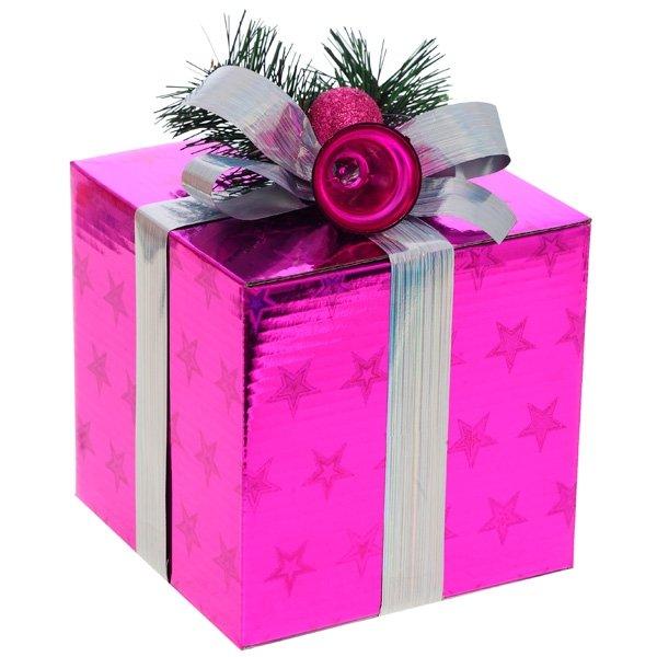 """Подарочная коробка """"Колокольчики"""""""