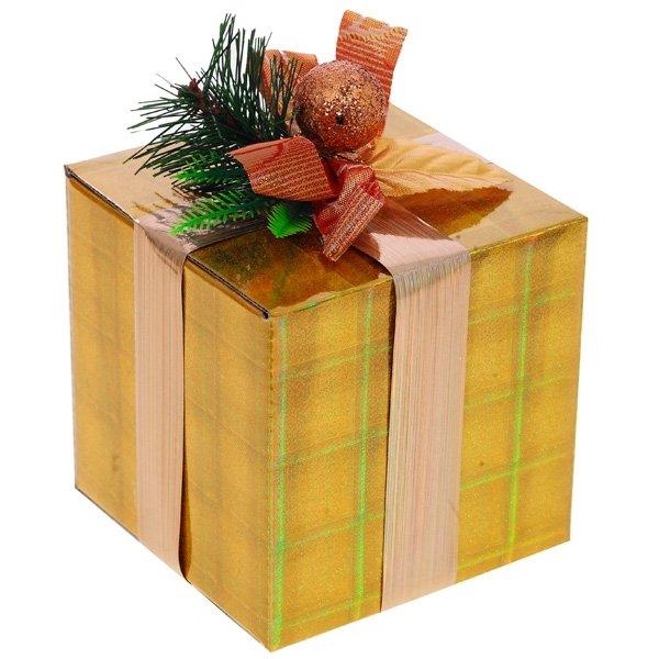 """Подарочная коробка """"Новогодняя веточка"""""""