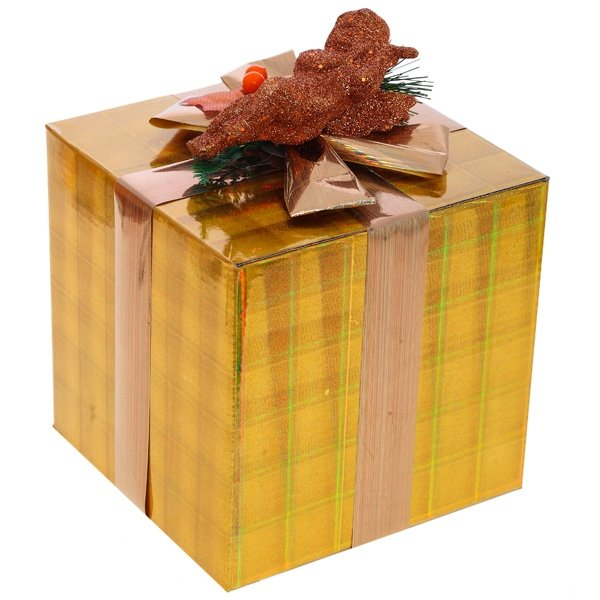 """Подарочная коробка """"Ангелочек"""""""