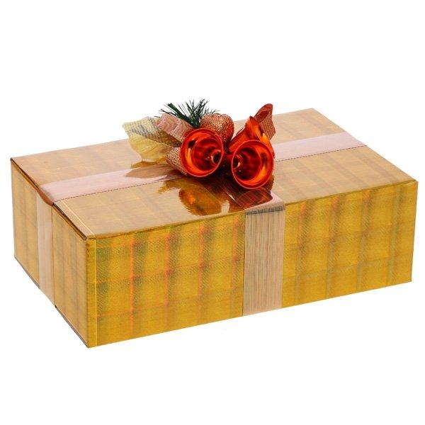 """Подарочная коробка """"Колокольчик"""""""