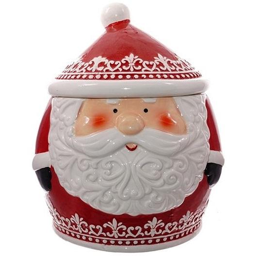 "Конфетница ""Санта Клаус"""