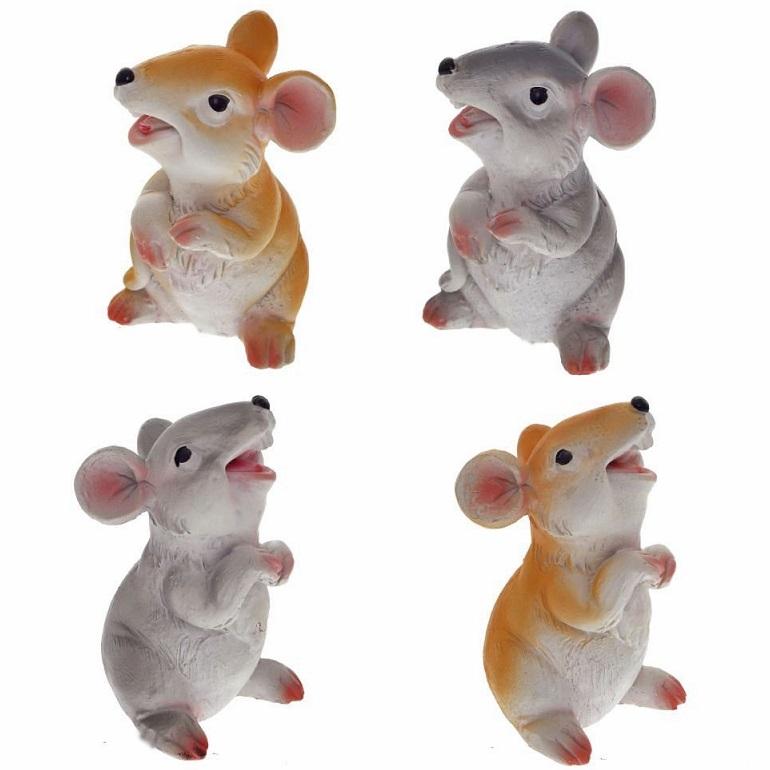 """Фигурка """"Крыса на задних лапках"""""""