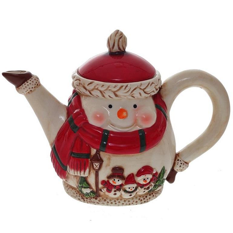 "Чайник ""Снеговик"""