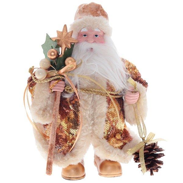 Дед Мороз с шишкой