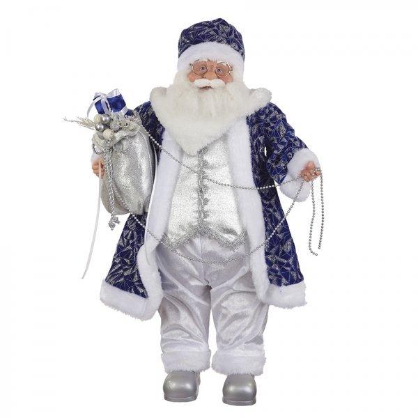Санта Клаус с бусами