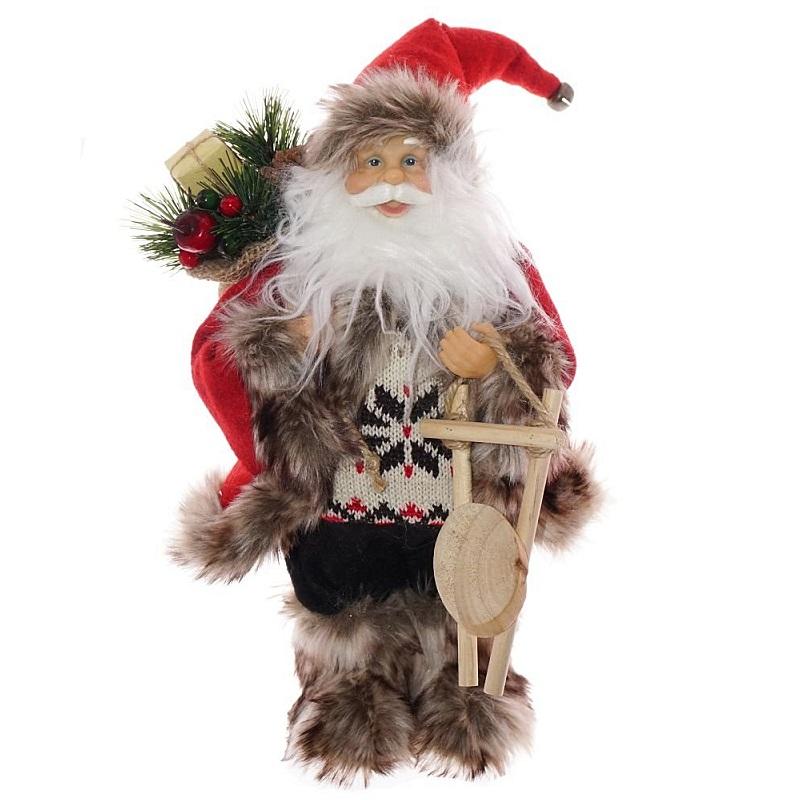 """Новогодняя кукла """"Санта Клаус"""", 40 см"""