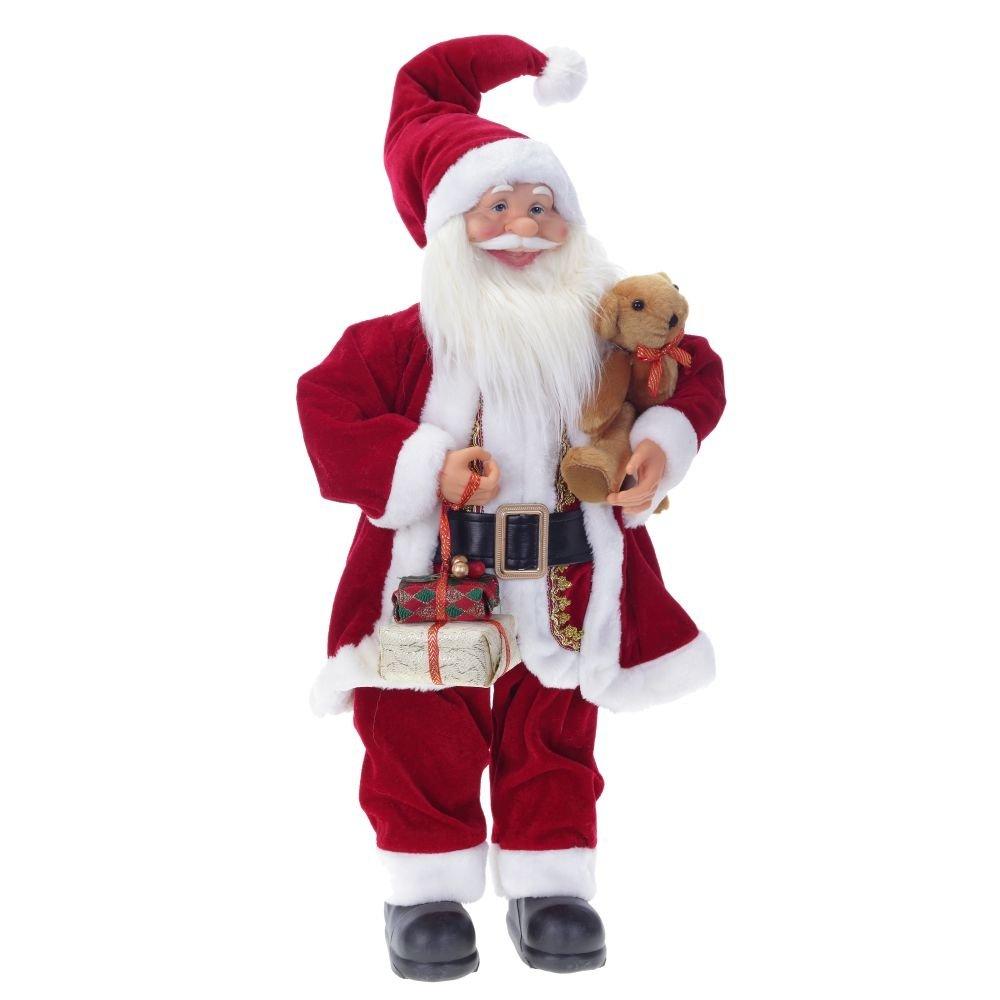 Дед Мороз счастливый