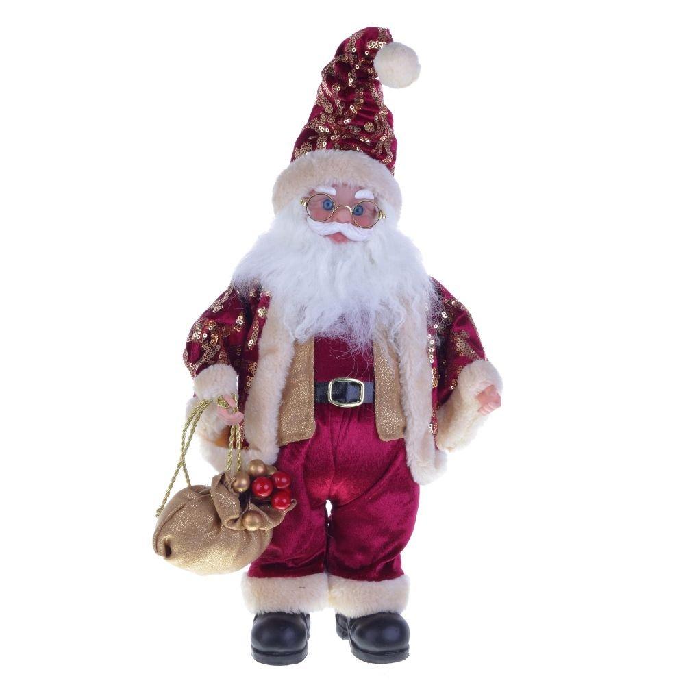 Санта Клаус с музыкой и функцией движения