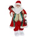 Дед Мороз с фонарём