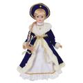 """Новогодняя кукла """"Снегурочка"""", 50 см"""