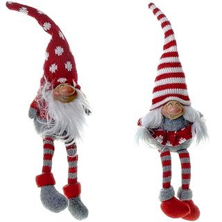 Мягкая игрушка Гном висящие ножки