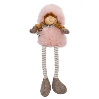 Мягкая игрушка Девочка малая