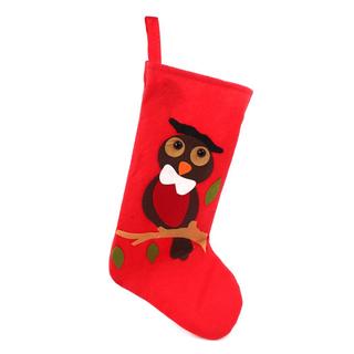 """Носок для подарков """"Сова"""", 3 вида"""