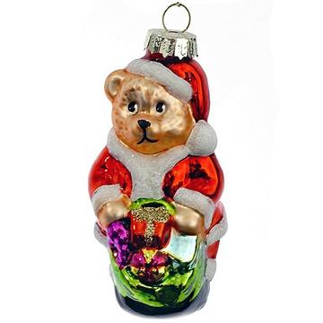Ёлочная игрушка Медвежонок