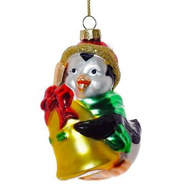 Ёлочная игрушка Пингвин