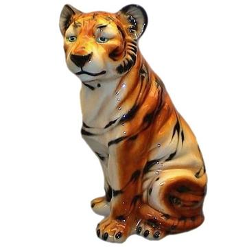 "Копилка из гипса ""Тигр"""