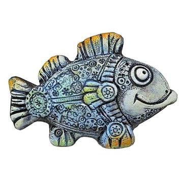 Рыба Звездочет (шамот)